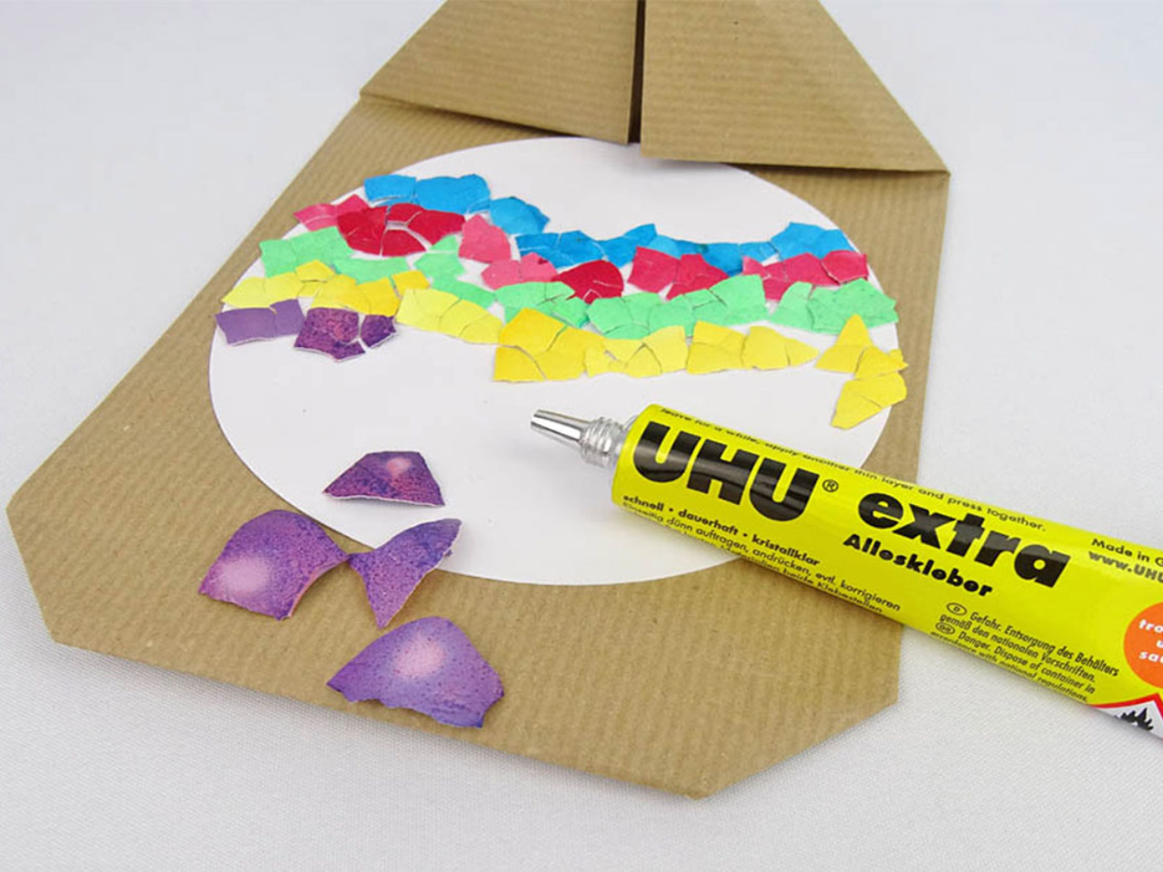 UHU ALL PURPOSE ADHESIVE