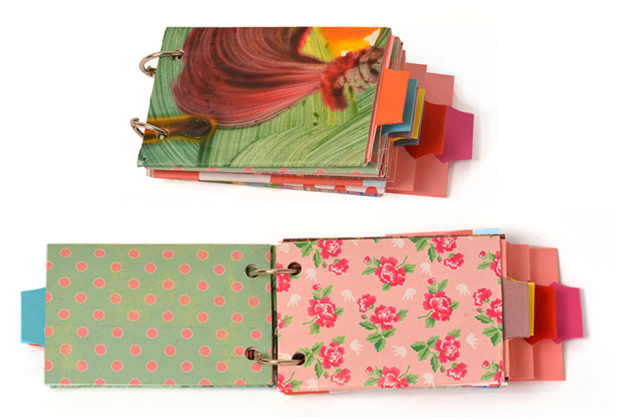 MINI ALBUMS FOR LAPBOOK